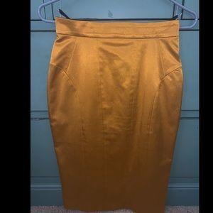 Vintage D&G pencil skirt